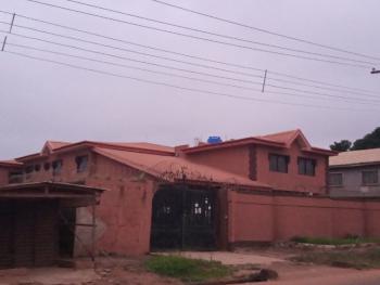 Luxury 7 Bedroom Duplex and 2 Unit of 3 Bedroom Flat, Futa Road, Akure, Ondo, Detached Duplex for Sale