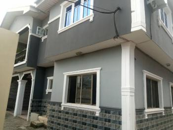 Spacious and Newly Renovated Two Bedroom Flat, Agungi, Lekki, Lagos, Flat for Rent