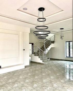 Excellent 4 Bedroom with Bq, Oral Estate Eleganza Before Mega Chicken, Lekki Expressway, Lekki, Lagos, Detached Duplex for Rent