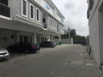 Serviced 3 Bedrooms Terrace, Off Orchid Road, Lafiaji, Lekki, Lagos, Terraced Duplex for Sale