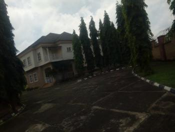 Four Bedrooms Duplex with Two Rooms Bq, By Aso Radio, Katampe (main), Katampe, Abuja, Detached Duplex for Rent