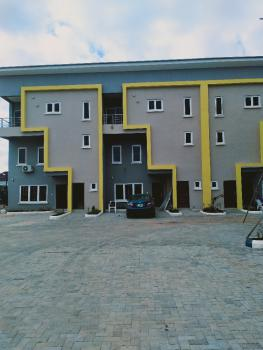Serviced 2 Bedrooms Terrace with Swimming Pool, 2nd Toll Gate By Orchid Road, Lekki Phase 1, Lekki, Lagos, Terraced Duplex for Rent