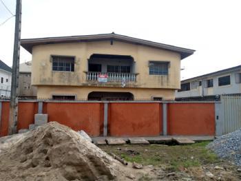 4 Nos 3 Bedrooms Flat, Niyi Onilari Street, Off Ago Palace Way, Okota, Isolo, Lagos, Block of Flats for Sale