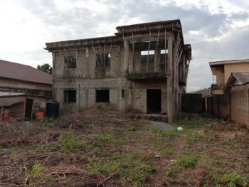 Uncompleted 5 Bedrooms Fully Detached House, By Prayer City M F M Side, Off Lagos Ibadan Expressway,, Magboro, Ogun, Detached Duplex for Sale