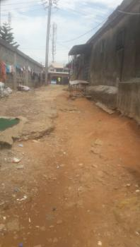 100% Dry Land with Bungalow, Soluyi Road, Soluyi, Gbagada, Lagos, Residential Land for Sale
