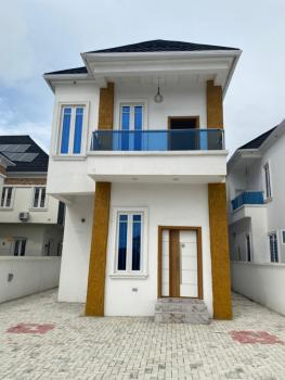 Ist Class Brand New 5 Bedroom Fully Detached Duplex with Bq, Chevron Estate, Lekki Expressway, Lekki, Lagos, Detached Duplex for Rent