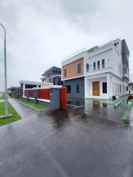 Luxury 5 Bedrooms Detached Duplex at a Serene Estate, Osapa London, Lekki, Lagos, Detached Duplex for Sale