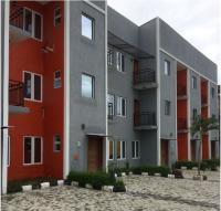 4-bedroom Exquisite And Spacious Terrace Duplex With A Boys Quarters  (6-units But Only One Available Now), Lekki Expressway, Lekki, Lagos, 4 bedroom, 5 toilets, 4 baths Flat / Apartment for Sale