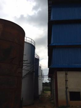Palm Oil Refinery on a 7.8 Hectares Waterfront Land, Calabar, Cross River, Commercial Property for Sale