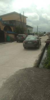 Dry Land with Storey Building, Alhaja Toyibat Street, Medina, Gbagada, Lagos, Residential Land for Sale
