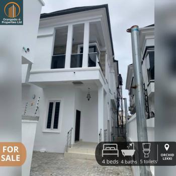 5 Bedrooms Semi Detached Duplex with Bq, Orchid, Second Toll Gate, Lekki Phase 2, Lekki, Lagos, Semi-detached Duplex for Sale