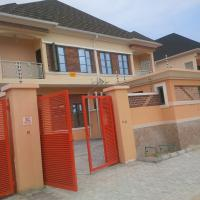 Lovely 4 Bedroom Duplex With Boys Quarters For Sale @ Chevy View Estate Lekki, Chevy View Estate, Lekki, Lagos, 4 bedroom, 5 toilets, 4 baths Semi-detached Duplex for Sale