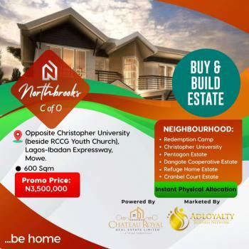 Land, Northbrook Estate, Opposite Redemption Ground, Mowe Ofada, Ogun, Residential Land for Sale