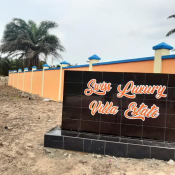 Land, Swiss Luxury Estate, Imedu, Ibeju Lekki, Lagos, Residential Land for Sale