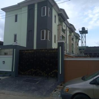Newly Built 3 Bedrooms Terraced Duplex + Bq, Off Ogunlana Drive, Surulere, Lagos, Terraced Duplex for Sale