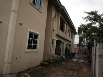 Fantastic Finished and Cheap 4 Flats of 2 Bedrooms, Peanut Road, Off Sapele Road, Benin, Oredo, Edo, Block of Flats for Sale