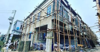 Luxury 4 Bedroom Terrace Duplex with 18 Months Payment Plan, Between Chevron and Vgc, Just After Chevron Toll Gate.,, Ikota, Lekki, Lagos, Terraced Duplex for Sale