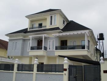 5 Bedrooms Detached House with 1 Bq House with a Penthouse, Chevy View Estate, Chevron, Lekki Expressway, Lekki, Lagos, Detached Duplex for Sale