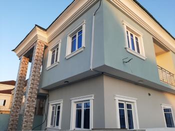 Brand New 4 Bedroom Duplex Self Compound, Sangotedo, Ajah, Lagos, Semi-detached Duplex for Rent