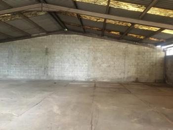 Warehouse Measuring 4,000 Square Feet, Ilupeju, Lagos, Warehouse for Rent