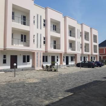 Newly Built 5 Units of 4 Bedroom Terraced Duplex +1 Room Bq, Brains and Hammer Estate, Behind World Oil Filling Station Elegushi, Ilasan, Lekki, Lagos, Terraced Duplex for Rent