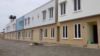 Distress -spacious 3 Bedroom Terrace with B/q, Badore, Ajah, Lagos, Terraced Duplex for Sale