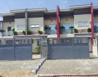 Brand New And Beautifully Finished 3 Bedroom Terrace House With Boys Quarters, Chevy View Estate, Lekki, Lagos, 3 Bedroom, 4 Toilets, 3 Baths House For Rent
