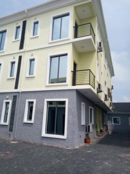 Newly Built 4 Bedroom Semi Detached House with Studio Bq, Whitesand Road, Lekki, Lagos, Semi-detached Duplex for Sale