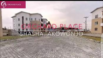 Unique and Affordable 3 Bedrooms Apartment, Shasha, Alimosho, Lagos, Flat for Sale