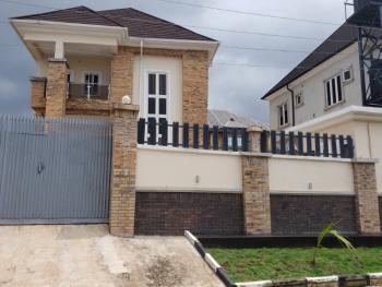 Brand New 5 Bedroom Suited Duplex with 1 Bedroom Bq, Republic Estate, Ike Ekweremadu Avenue, Independence Layout, Enugu, Enugu, Detached Duplex for Sale