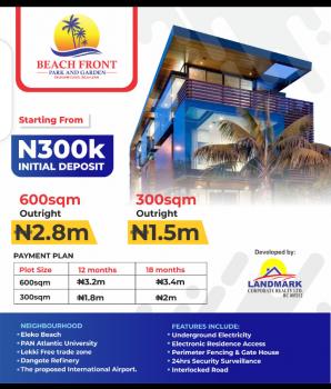 Land, Beachfront Estate, Eleko Road., Eleko, Ibeju Lekki, Lagos, Mixed-use Land for Sale