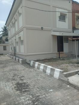 a Newly Renovated Four 4 Bedroom Semi Detached Duplex with 2 Room Bq, Isale Eko, Osborne, Ikoyi, Lagos, Semi-detached Duplex for Rent