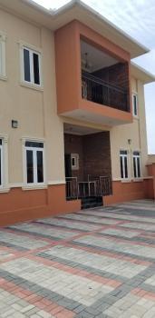 Luxury 6 Bedrooms Semi-detached Duplex with Spacious Compound, Ilaje Road, Vio Office, Ilaje, Ajah, Lagos, Semi-detached Duplex for Rent