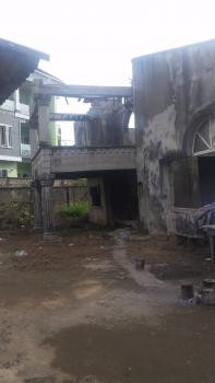 Delapitated Building on Over a Plot., Off Medina Estate Policestation., Medina, Gbagada, Lagos, Residential Land for Sale