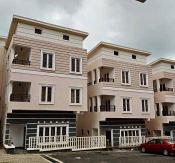 4 Bedrooms Terrace Duplex with Bq., Guzape, Guzape District, Abuja, Terraced Duplex for Sale