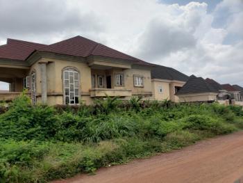 Exquisite Uncompleted 6 Bedroom Duplex with 1 Bedroom Bq, Premier Layout Around Goshen Estate, Independence Layout, Enugu, Enugu, Detached Duplex for Sale