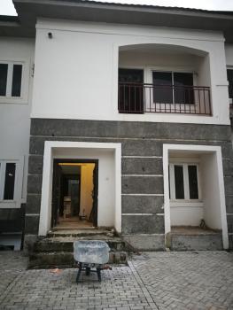 an Exquite 4 Bedroom Terrace Duplex with 1 Room Bq, Near Nizamiye Hospital Behind Citec Estate Mbora, Jabi, Abuja, Terraced Duplex for Rent