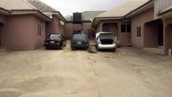 3 Plots of Land with Buildings on It, Ikot Enebong By 8 Miles, Calabar, Cross River, Terraced Bungalow for Sale