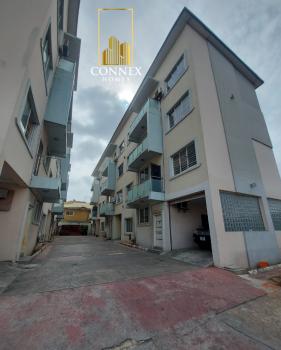Luxury 5 Bedroom Terrace Duplex with a Room Bq., Opebi, Ikeja, Lagos, Terraced Duplex for Sale