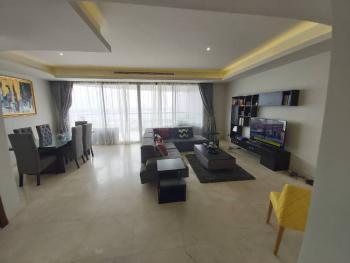 Luxury 3 Bedrooms Flat, 1412 Ahmadu Bello Way, Eko Atlantic City, Eko Atlantic City, Lagos, Self Contained (single Rooms) Short Let