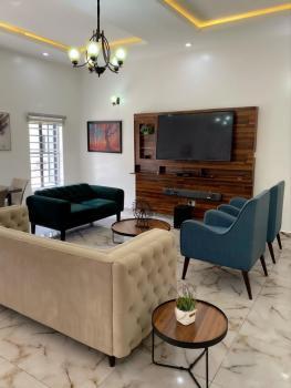 Luxury 4 Bedrooms Duplex, Serviced Apartment in a Lucrative Estate, Chevron, Lekki Conservation Road, Lekki Expressway, Lekki, Lagos, Terraced Duplex Short Let