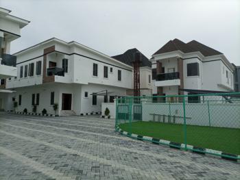Luxury 4 Bedrooms Semi Detached Duplex with Excellent Features, Southern View Estate, Lafiaji, Lekki, Lagos, Semi-detached Duplex for Sale