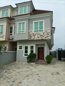 Luxury 5 Bedrooms Semi Detached Duplex with Excellent Features, Southern View Estate, Lafiaji, Lekki, Lagos, Semi-detached Duplex for Rent