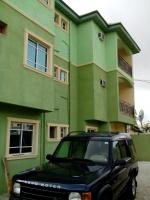 New 3 Bedroom Flat, Ago Palace, Isolo, Lagos, 3 bedroom, 4 toilets, 4 baths Flat / Apartment for Rent