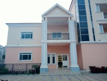 an Executive Duplex with Large Space, Asokoro District, Abuja, Detached Duplex for Sale