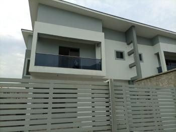 New 4 Bedrooms Duplex in a Gated and Well Secured Area, Ologolo, Lekki, Lagos, Semi-detached Duplex for Sale