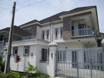 4 Bedroom Semi Detached Duplex with 1 Bq, White Oak Estate, Ologolo, Lekki, Lagos, Semi-detached Duplex for Sale