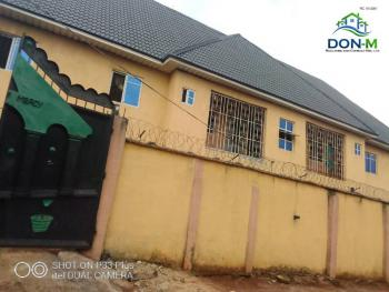 One Storey Building of 4 Flats of 3 Bedrooms, California, Awaka, Owerri North, Imo, Block of Flats for Sale