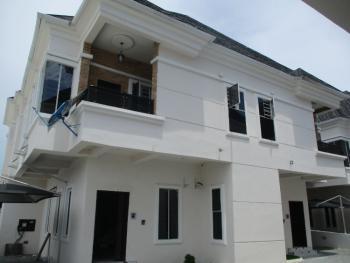 a Lovely 4 Bedrooms Semi Detached Duplex with 1 Bq, White Oak Estate, Ologolo, Lekki, Lagos, Semi-detached Duplex for Sale