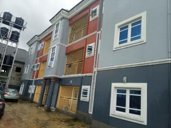 Luxury 3 Bedroom Flat with Federal Light, Off Shell Corporative, Eliozu, Port Harcourt, Rivers, Mini Flat for Rent